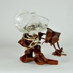 Albert Paley fine art glass