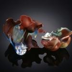 Marvin Lipofsky fine art glass