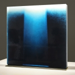 Udo Zembok SpaceColor 11 Contemporary Fine Art Glass
