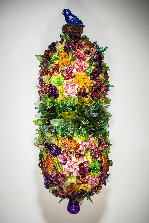 Tim Tate Monet's Garden Wall Sconces