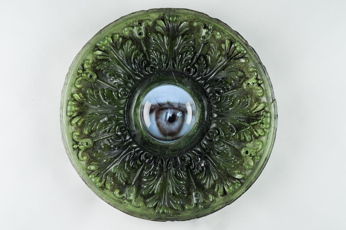 Tim Tate Sculpture The Guardian 2014 glass