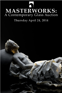 42 Habatat Galleries Glass Invitational 2014 April 26th