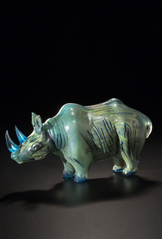 Shelley Muzylowski Allen Contemporary Glass Art