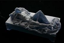 Nicolas Africano sculpture