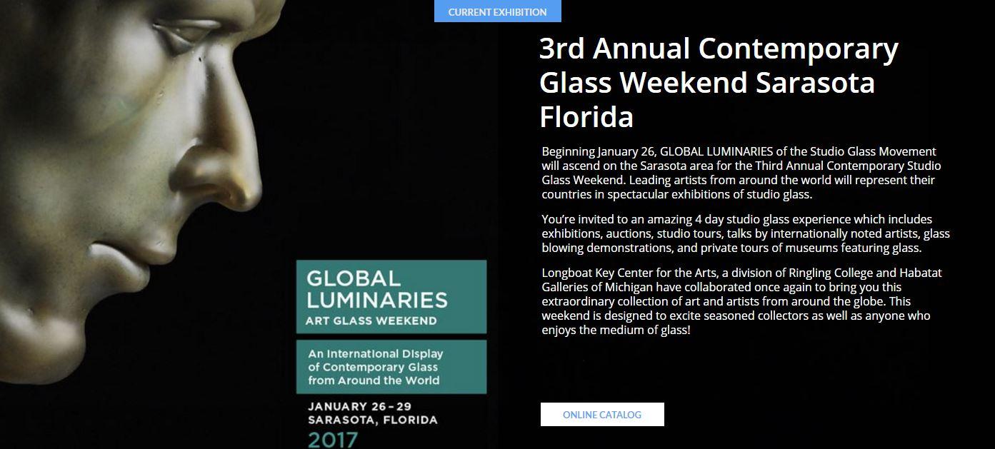 Habatat Galleries Sarasota Glass Now