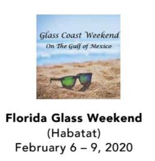 GlassCoastWeekend 2020
