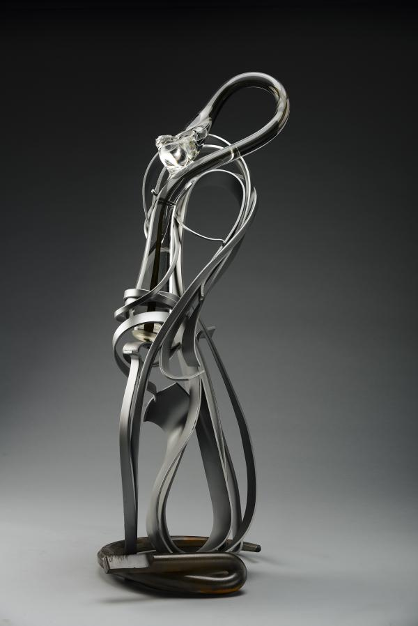 Albert Paley Silver Fold-8