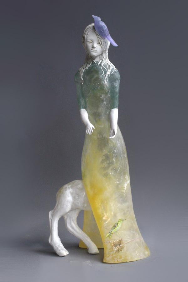 Contemporary Fine Art Glass