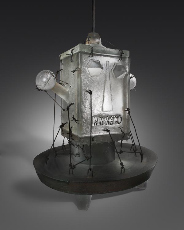 Adams Robot Head v2