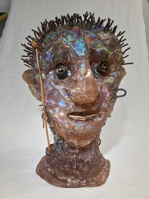 Hank Murta Adams Glass Art Habatat Galleries Fine