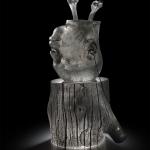 Clifford Rainey fine art glass