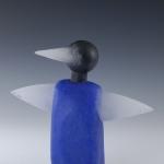 Anonymous Figure IV Contemporary Fine Art Glass