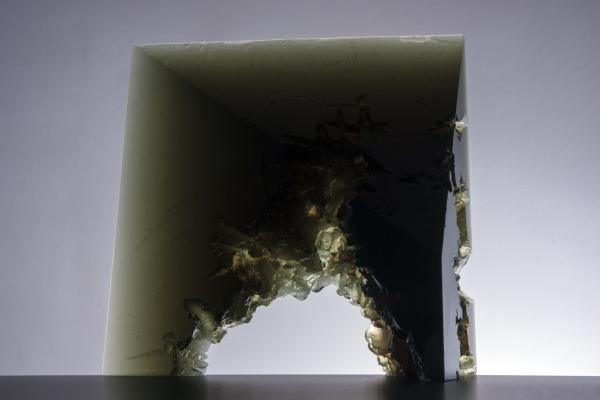 ORBIS TEMPORUM 2016-18 44x47x17 cm 6.500,- USD