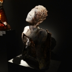 Botquelen, Jacqueline Hoffmann Roots Legacy Contemporary Fine Art Glass