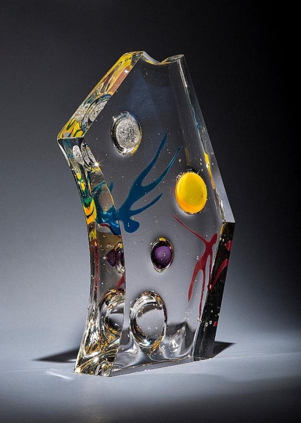 Contemporary Fine Art Glass