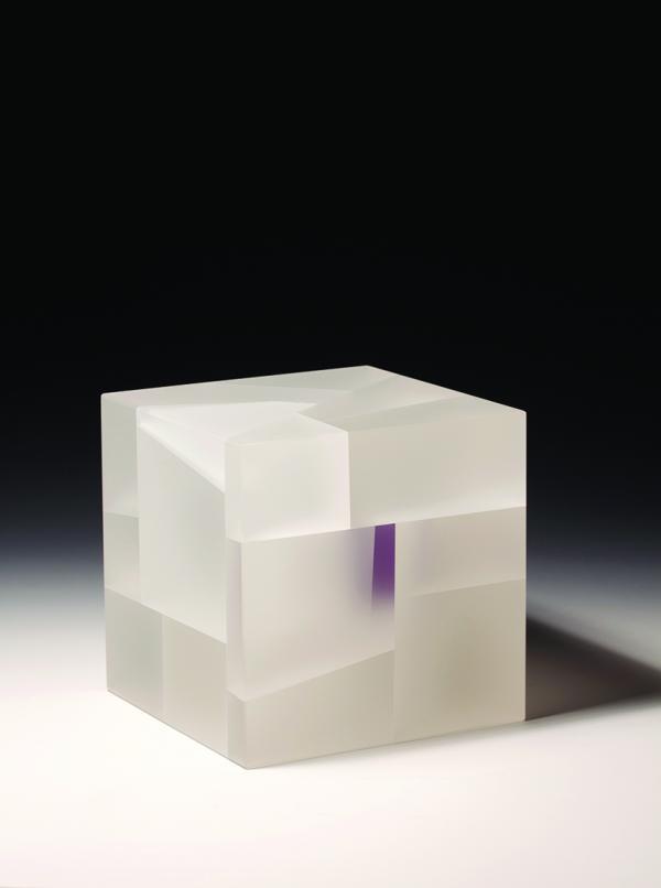 Jiyong Lee, low QL, White-Purple cube segmentation, Habatat, 2015