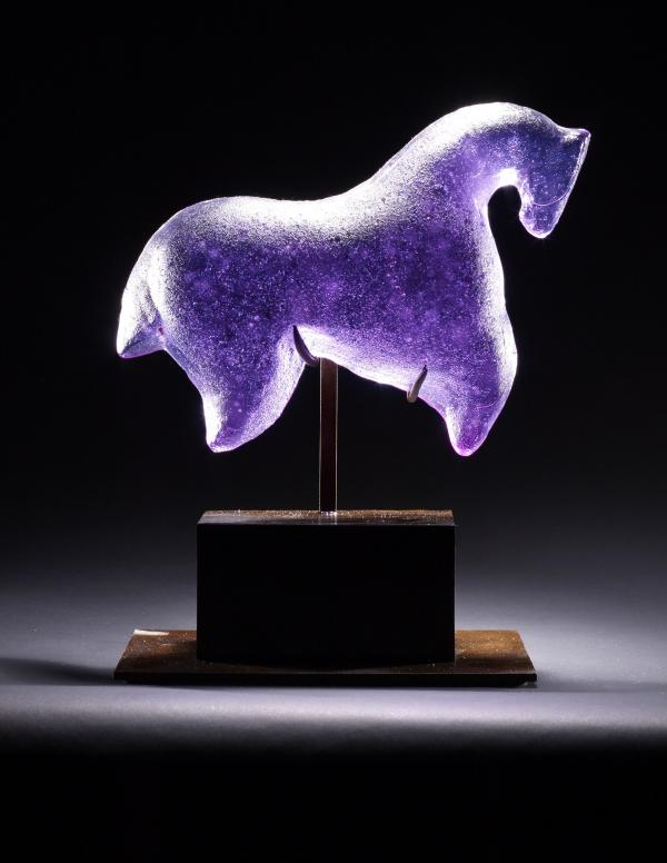 Horse - Lavender Marlene 2020-9-2493133