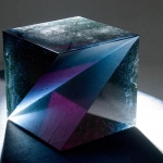 Stepan Pala Cube Contemporary Fine Art Glass