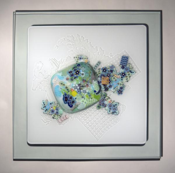 Floral Murrini Study 1