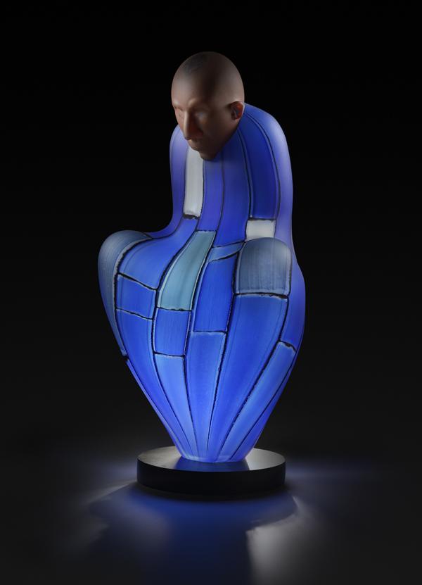 Ross Richmond fine art glass