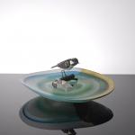 Hiroshi Yamano Scene of Japan 116 Fine Art Glass