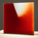 Udo Zembok SpaceColor 12 Contemporary Fine Art Glass