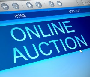 Professional advice for bidding and buying through online for Auction advice